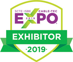 SCTE-ISBE Cable-Tec EXPO 2019